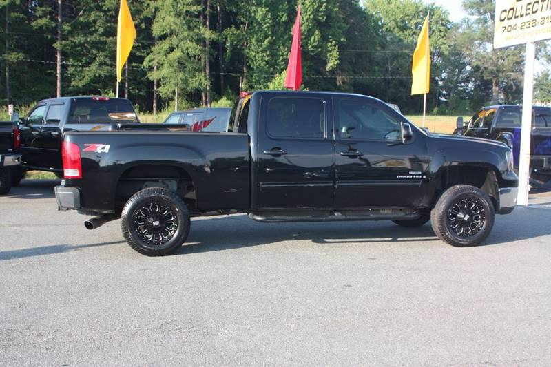2009 GMC Sierra 2500HD for sale at Car Collection Inc. in Monroe NC