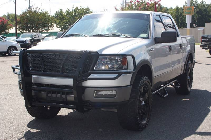 2004 Ford F-150 for sale at Car Collection Inc. in Monroe NC