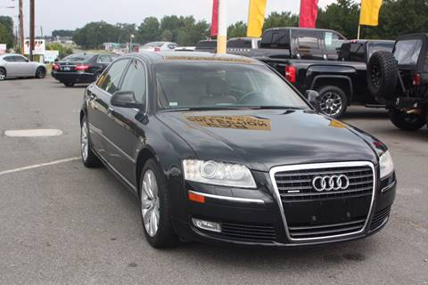 2009 Audi A8 L for sale at Car Collection Inc. in Monroe NC