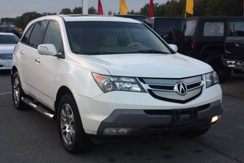 2007 Acura MDX for sale in Monroe, NC