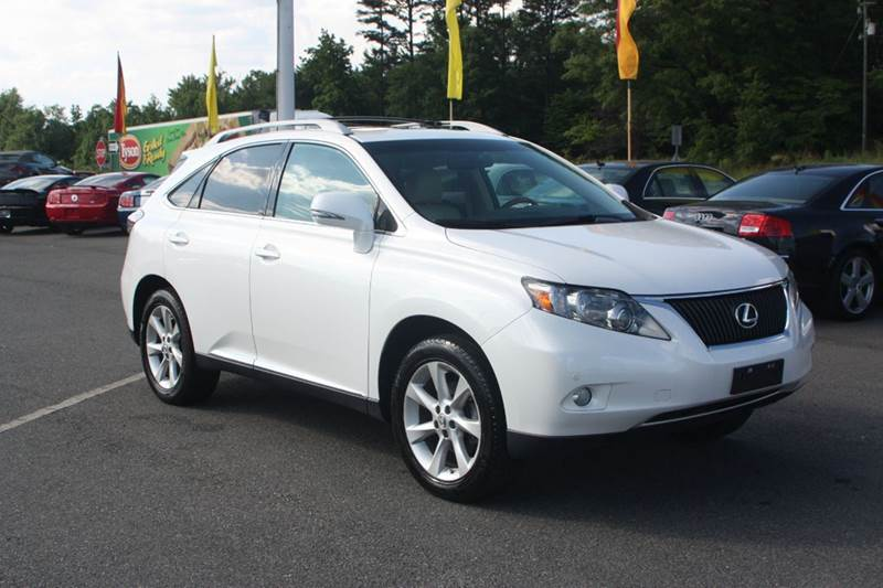 2012 Lexus RX 350 for sale at Car Collection Inc. in Monroe NC