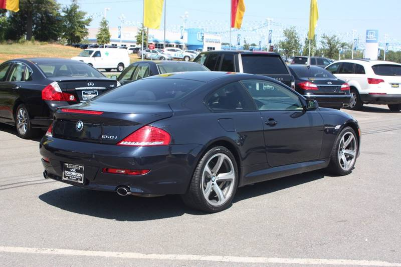 2008 BMW 6 Series for sale at Car Collection Inc. in Monroe NC