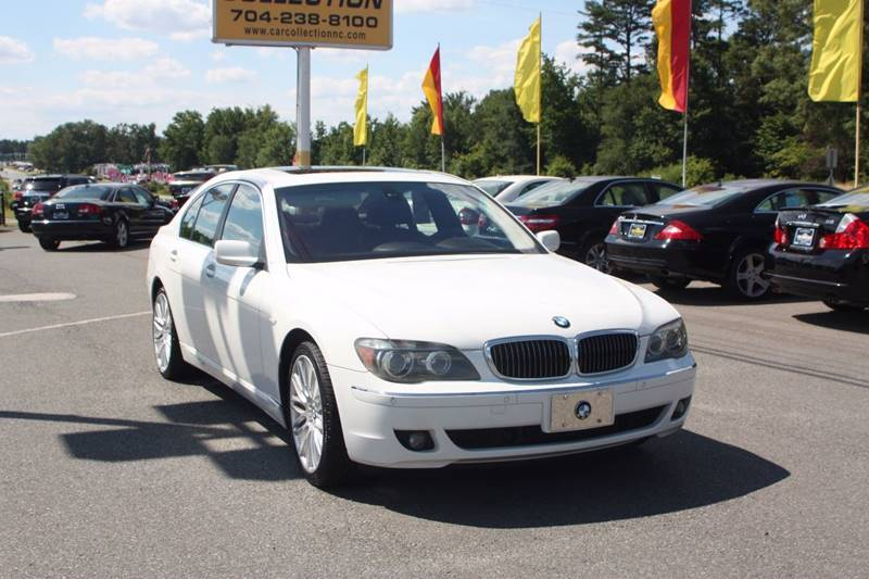 2006 BMW 7 Series 750i In Monroe NC - Car Collection Inc.