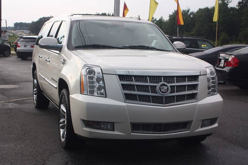 2010 cadillac escalade esv platinum edition in monroe nc. Black Bedroom Furniture Sets. Home Design Ideas