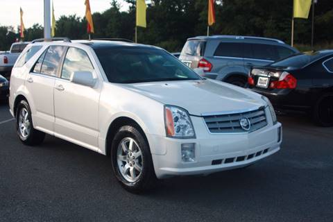 2007 Cadillac SRX for sale in Monroe, NC