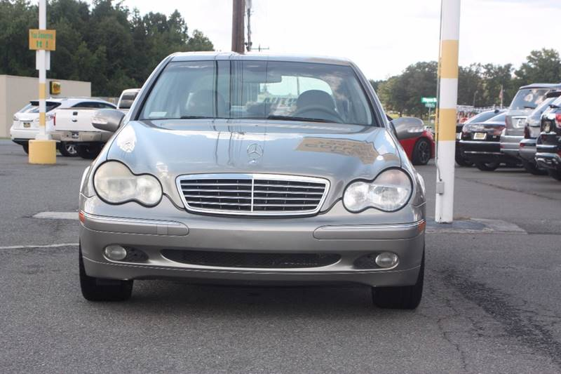 2004 Mercedes-Benz C-Class for sale at Car Collection Inc. in Monroe NC