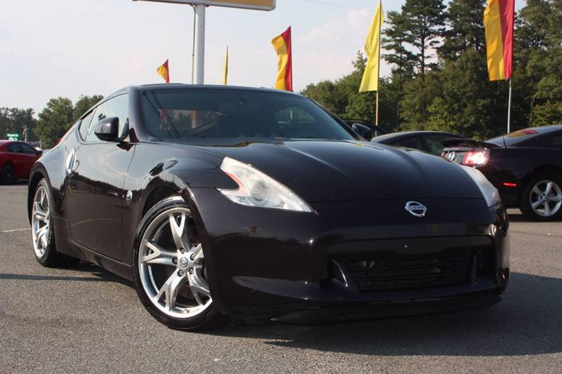 2010 nissan 370z touring in monroe nc car collection inc. Black Bedroom Furniture Sets. Home Design Ideas