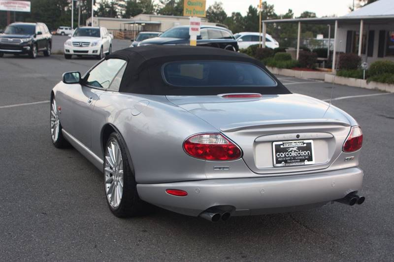 2005 Jaguar XKR for sale at Car Collection Inc. in Monroe NC