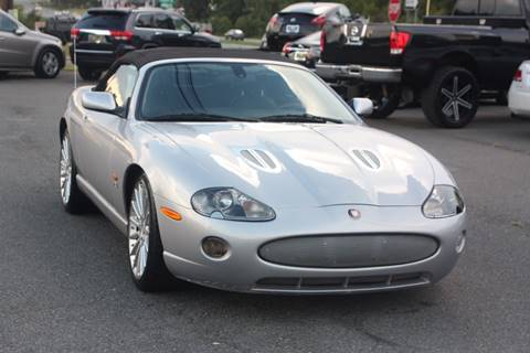 2005 jaguar xkr for sale in monroe nc