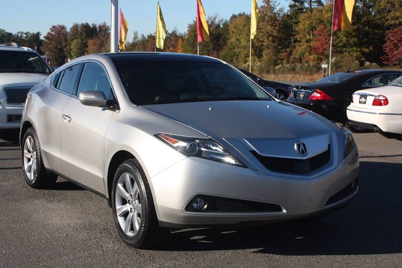 2010 Acura ZDX for sale at Car Collection Inc. in Monroe NC