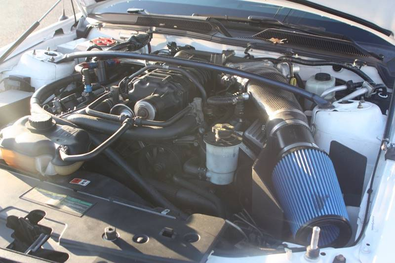 2008 Ford Shelby GT500 for sale at Car Collection Inc. in Monroe NC