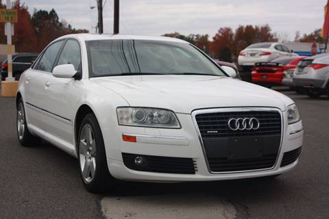 2007 Audi A8 L for sale at Car Collection Inc. in Monroe NC