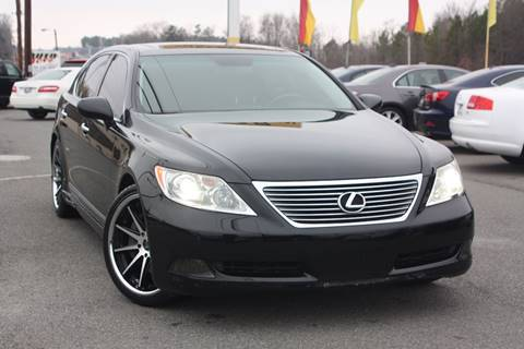 2008 Lexus LS 460 for sale in Monroe, NC