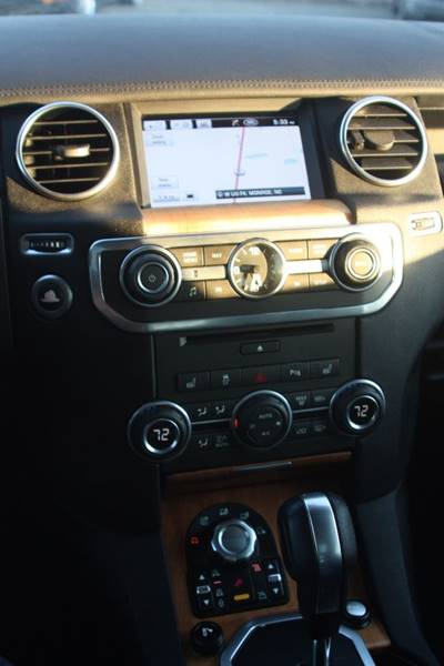2013 Land Rover LR4 for sale at Car Collection Inc. in Monroe NC