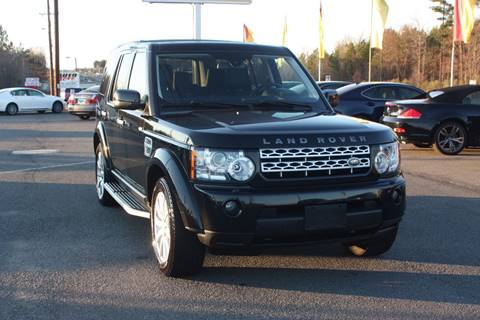 Used Land Rover For Sale In North Carolina