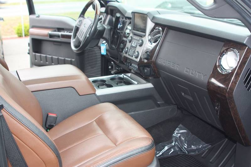 2014 Ford F-250 Super Duty for sale at Car Collection Inc. in Monroe NC