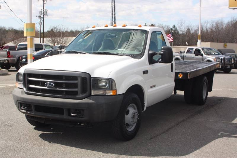 2004 Ford F-350 Super Duty for sale at Car Collection Inc. in Monroe NC
