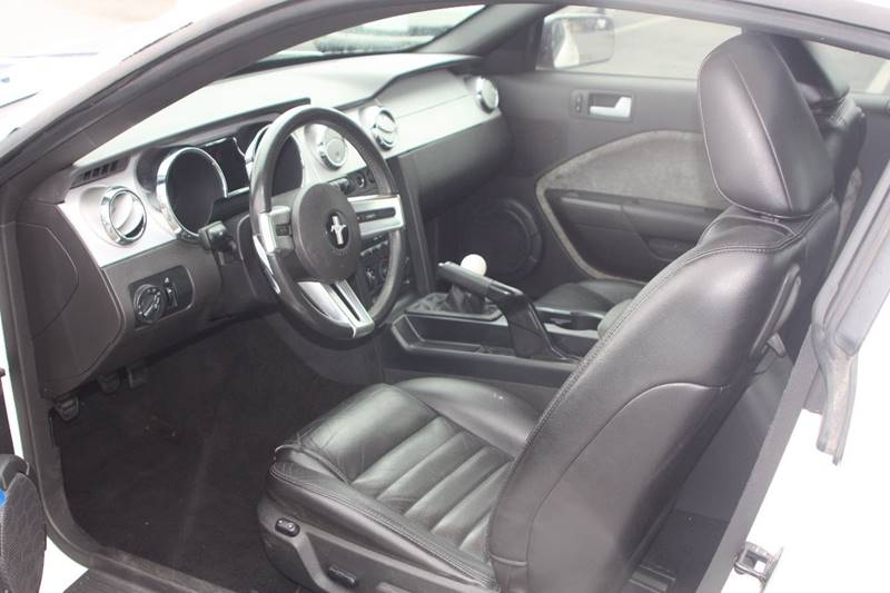 2006 Ford Mustang for sale at Car Collection Inc. in Monroe NC