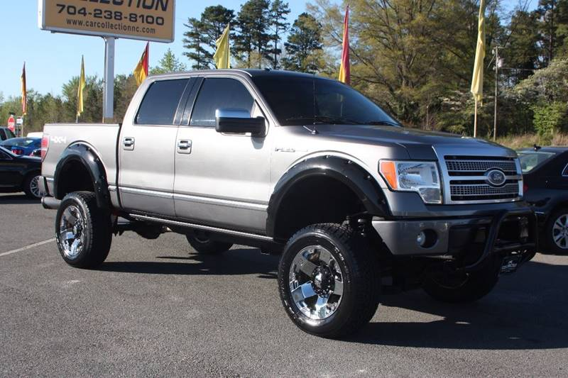 2010 Ford F-150 for sale at Car Collection Inc. in Monroe NC