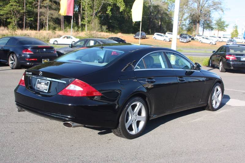 2006 Mercedes-Benz CLS for sale at Car Collection Inc. in Monroe NC