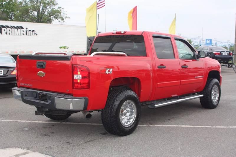 2007 Chevrolet Silverado 1500 for sale at Car Collection Inc. in Monroe NC