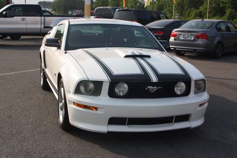 2008 Ford Mustang for sale at Car Collection Inc. in Monroe NC