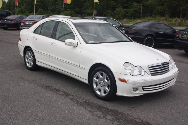 2005 Mercedes-Benz C-Class for sale at Car Collection Inc. in Monroe NC