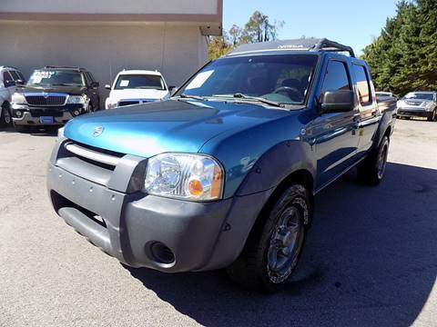 2002 Nissan Frontier for sale in Gainesville, GA