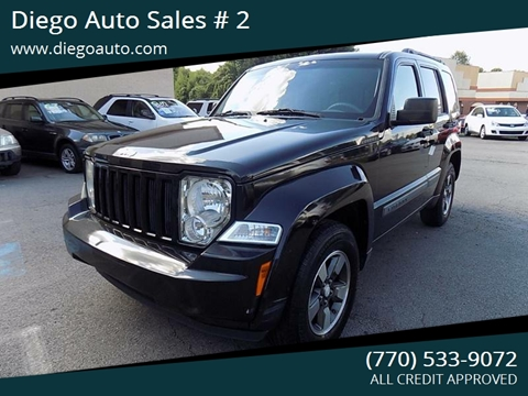 2008 Jeep Liberty for sale in Gainesville, GA