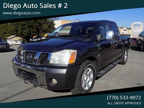 Diego Auto Sales >> Diego Auto Sales 2 Used Cars Gainesville Ga Dealer