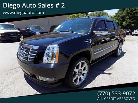 Escalade Ext For Sale >> 2011 Cadillac Escalade Ext For Sale In Gainesville Ga