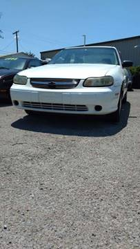 2002 Chevrolet Malibu for sale at Used Car City in Tulsa OK