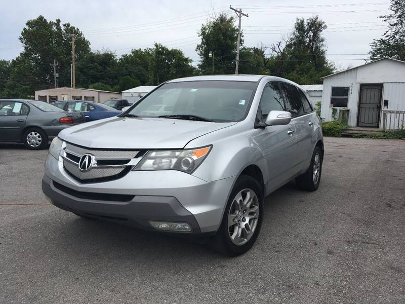2007 Acura MDX SH-AWD 4dr SUV w/Technology and Entertainment Package - Tulsa OK