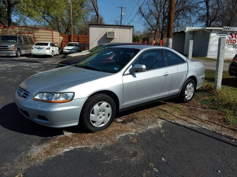 2001 Honda Accord LX V6 2dr Coupe   Tulsa OK