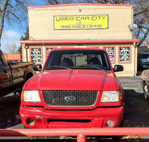Toyota Dealer Quad Cities: 2002 Ford Ranger 4dr SuperCab Edge Plus 2WD SB In Tulsa OK
