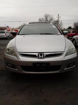 2007 Honda Accord for sale in Tulsa, OK