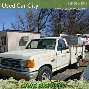 1991 Ford F-250 for sale in Tulsa, OK