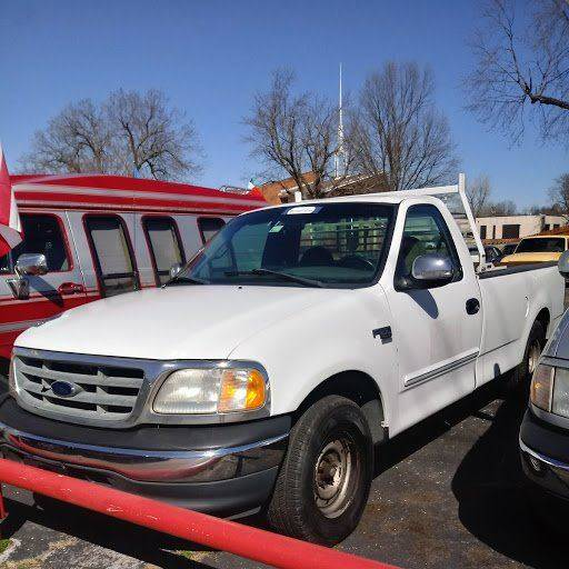 Ford Of Tulsa: 2000 Ford F-150 2dr Work Standard Cab LB RWD In Tulsa OK