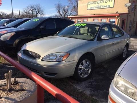 2007 Ford Taurus SEL for sale at Used Car City in Tulsa OK