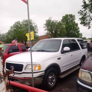 2001 Ford Expedition Eddie Bauer for sale at Used Car City in Tulsa OK