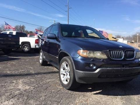 2004 BMW X5 3.0i for sale at Used Car City in Tulsa OK