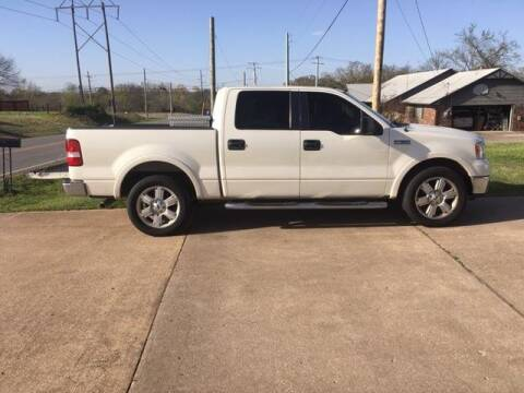 2008 Ford F-150 Lariat for sale at Used Car City in Tulsa OK