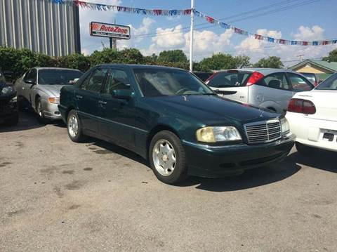 1998 Mercedes-Benz C-Class for sale at Used Car City in Tulsa OK