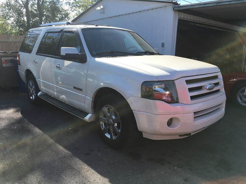 2007 Ford Expedition Limited 4dr SUV 4x4 - Tulsa OK