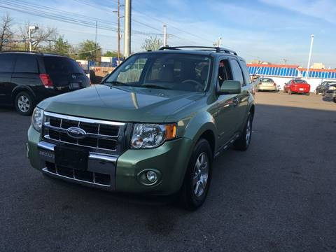 2009 Ford Escape Hybrid for sale in Tulsa, OK