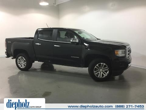 2015 GMC Canyon for sale in Charleston, IL