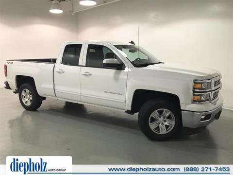 2015 Chevrolet Silverado 1500 for sale in Charleston, IL