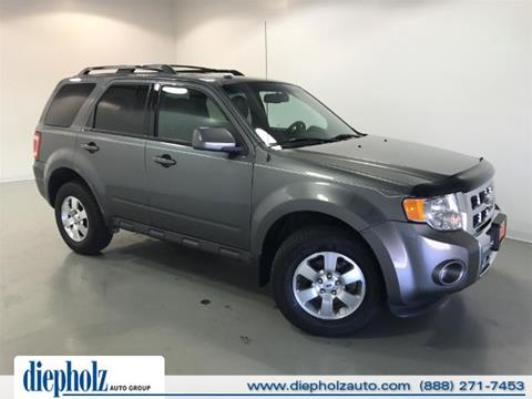 2012 Ford Escape for sale in Charleston, IL