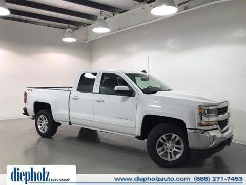 2018 Chevrolet Silverado 1500 for sale in Charleston, IL