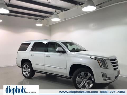 2017 Cadillac Escalade for sale in Charleston, IL